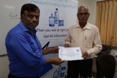 Packaged Drinking Water Plant Training Photographs