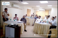 Packaged Drinking Water Plant Training All Participants